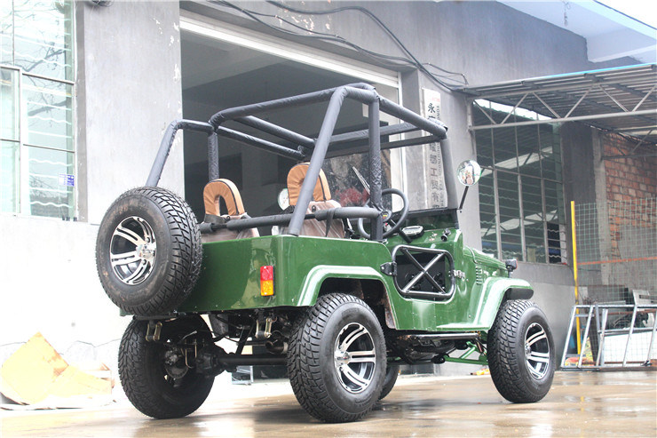 250cc Water Cooled UTV Jeep with Ce