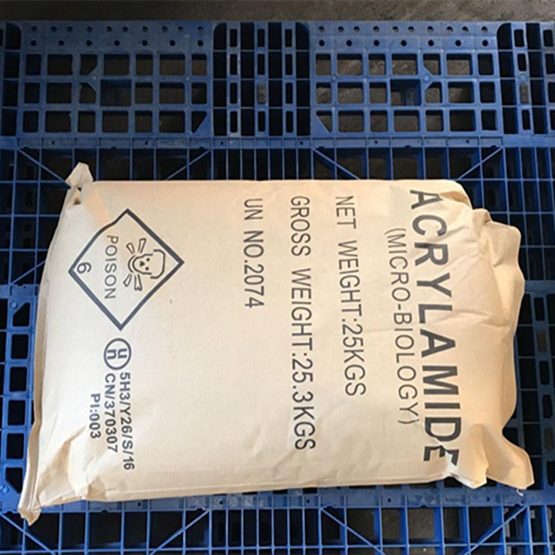 Microbiological Grade 98% Min Good Quality Acrylamide