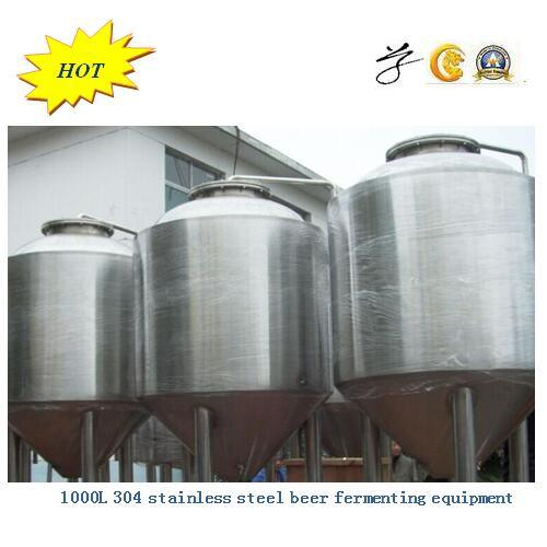 1000L 304 Stainless Steel Beer Fermenting Equipment