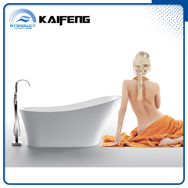 Cheap Cupc Acrylic Freestanding Bathtub (KF-729)