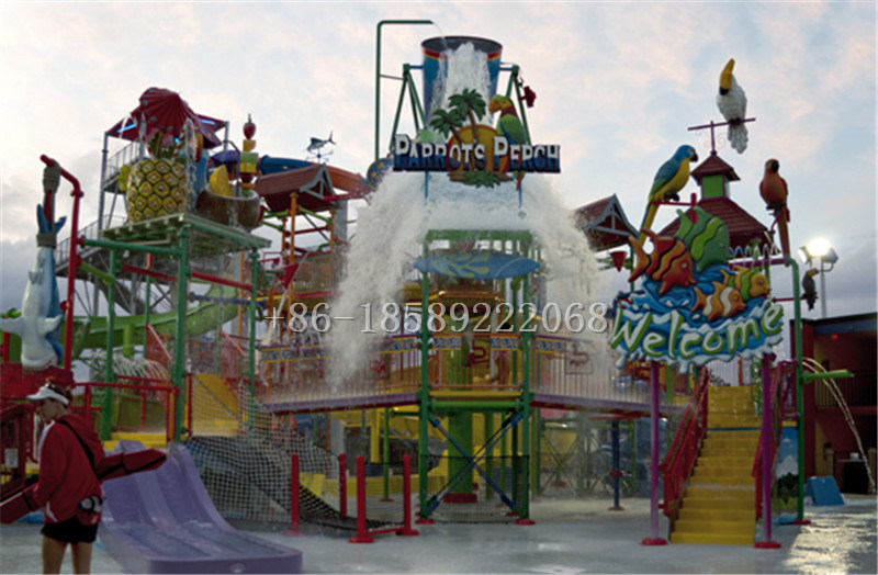 New Products Water Toy Water Park Game Aqua Park Water Games Big Water Amusement Park for Beach Sea Water