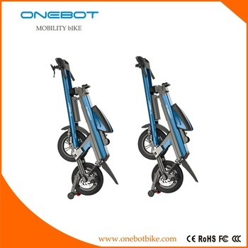 Best Electric Bicycle Folding Electric Bike with Panasonic Lithium Battery