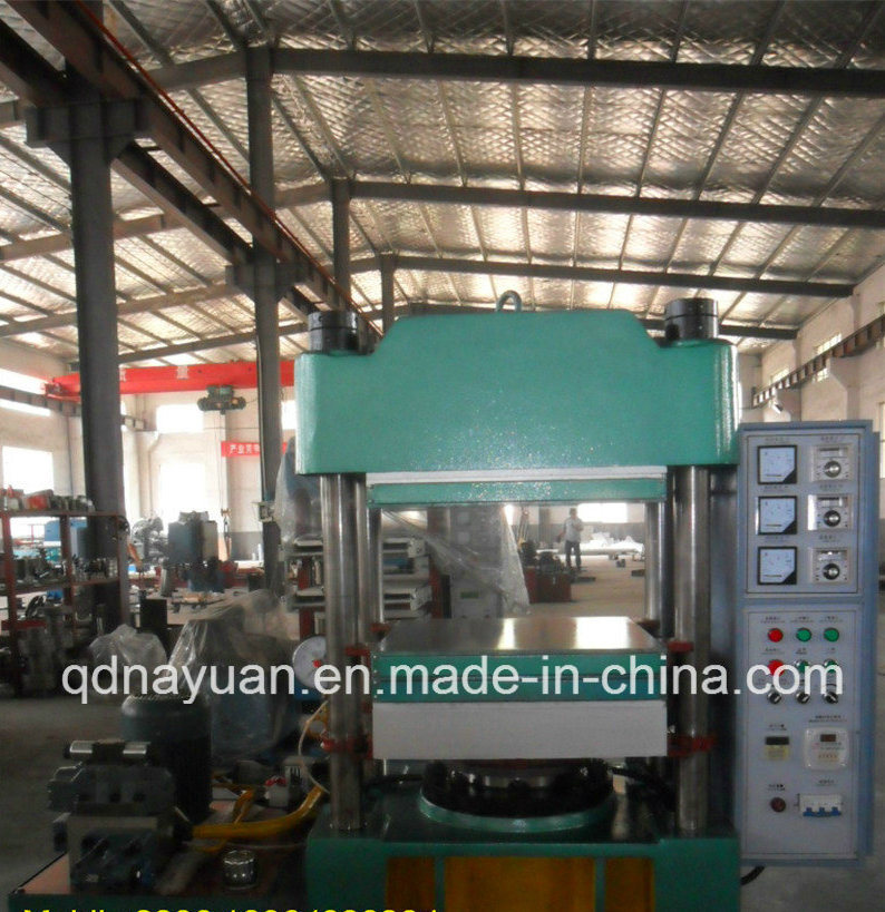 Vulcanizer Rubber Plate Press Vulcanizing Machine with Ce and ISO9001