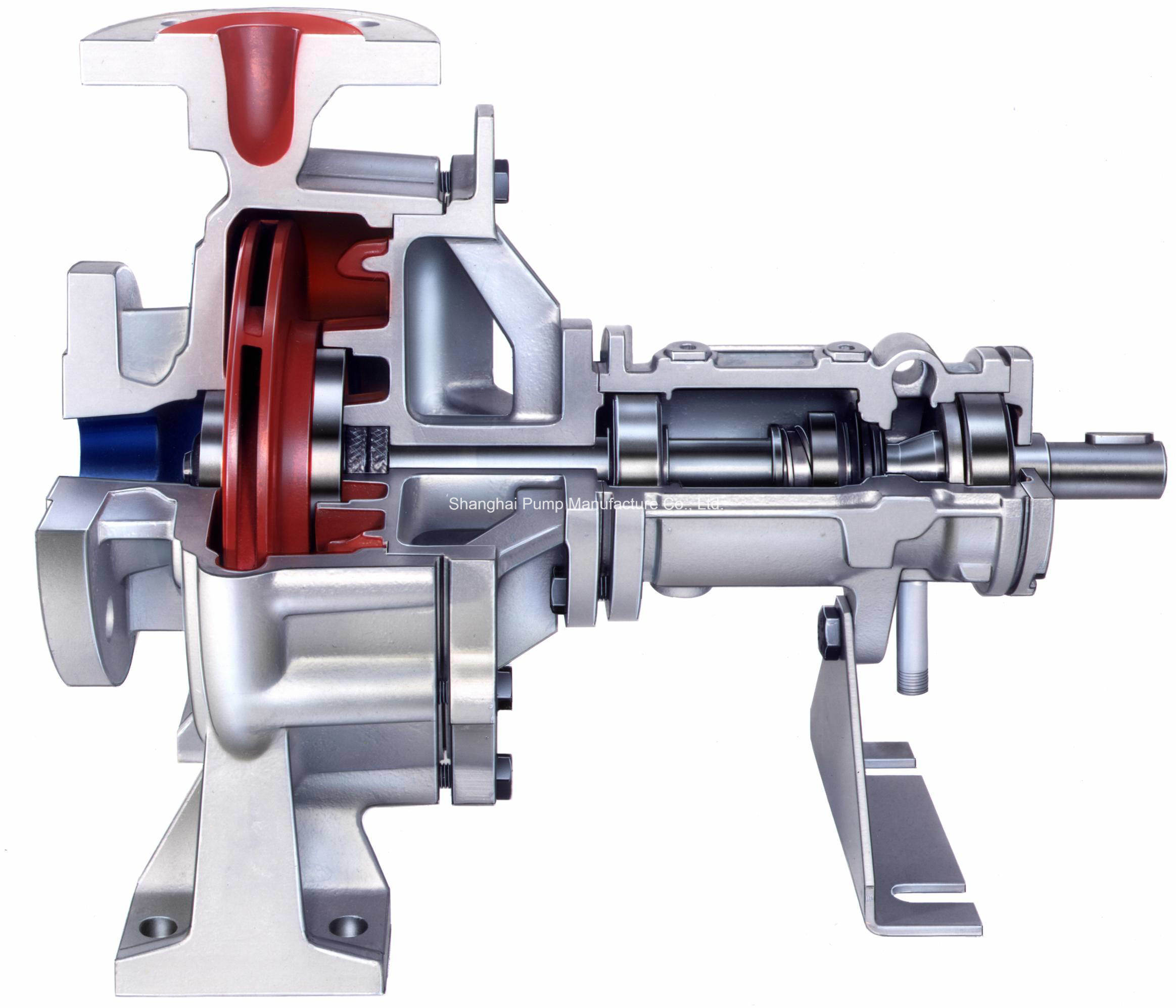 High Performance Horizontal Single Stage Industrial Centrifugal Pump