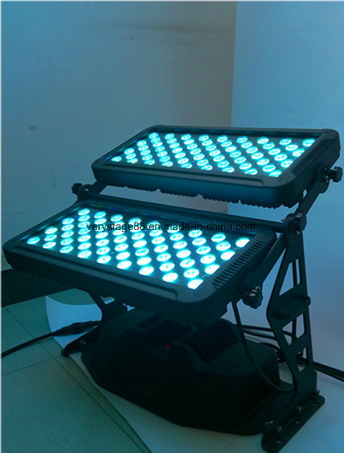 120X10W RGBWA UV 4 in 1 City Color Wall Washer