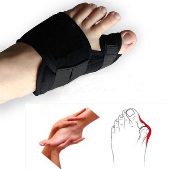 Bunion Corrector Toe Separator Splint Correction System Medical Device Hallux Valgus Foot Care Pedicure Orthotics