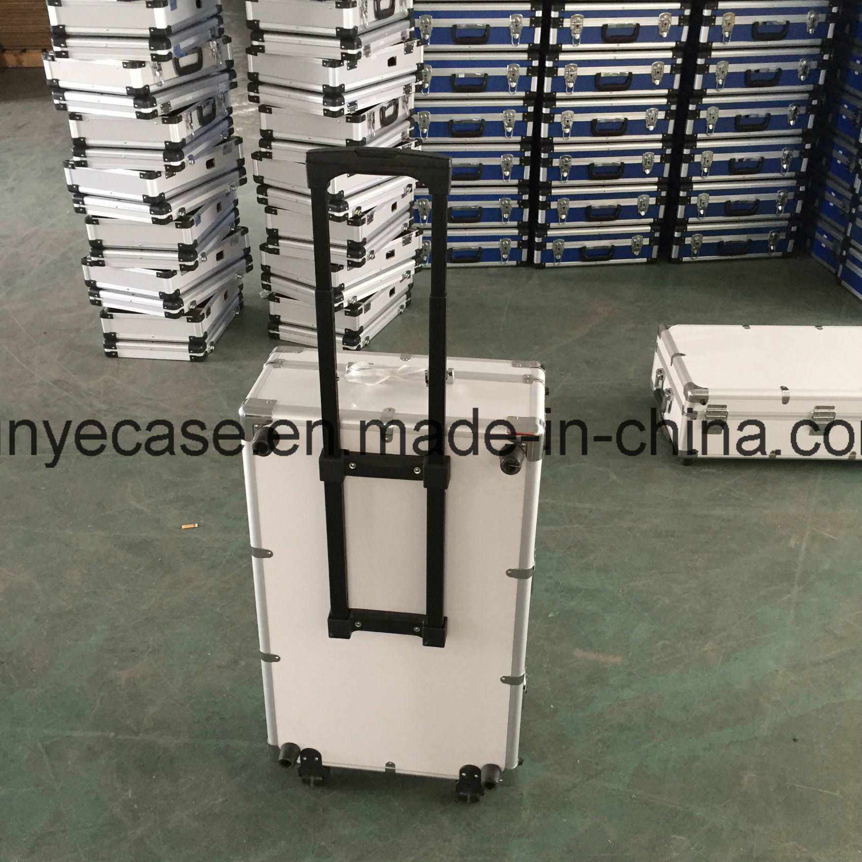 Heavy Duty Aluminum Flight Case with for Equipment