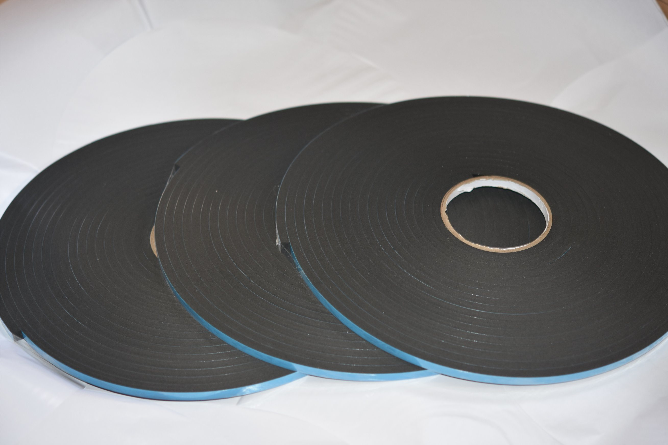 Close Cell Double Sided Metal Plate PVC Foam Tape