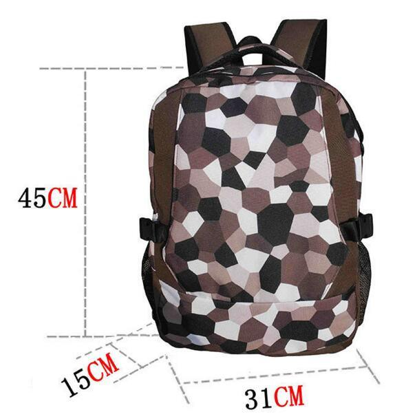 Wholesale Eco-Friendly Custom School Backpack, Canvas Backpack Bag Sh-16042909