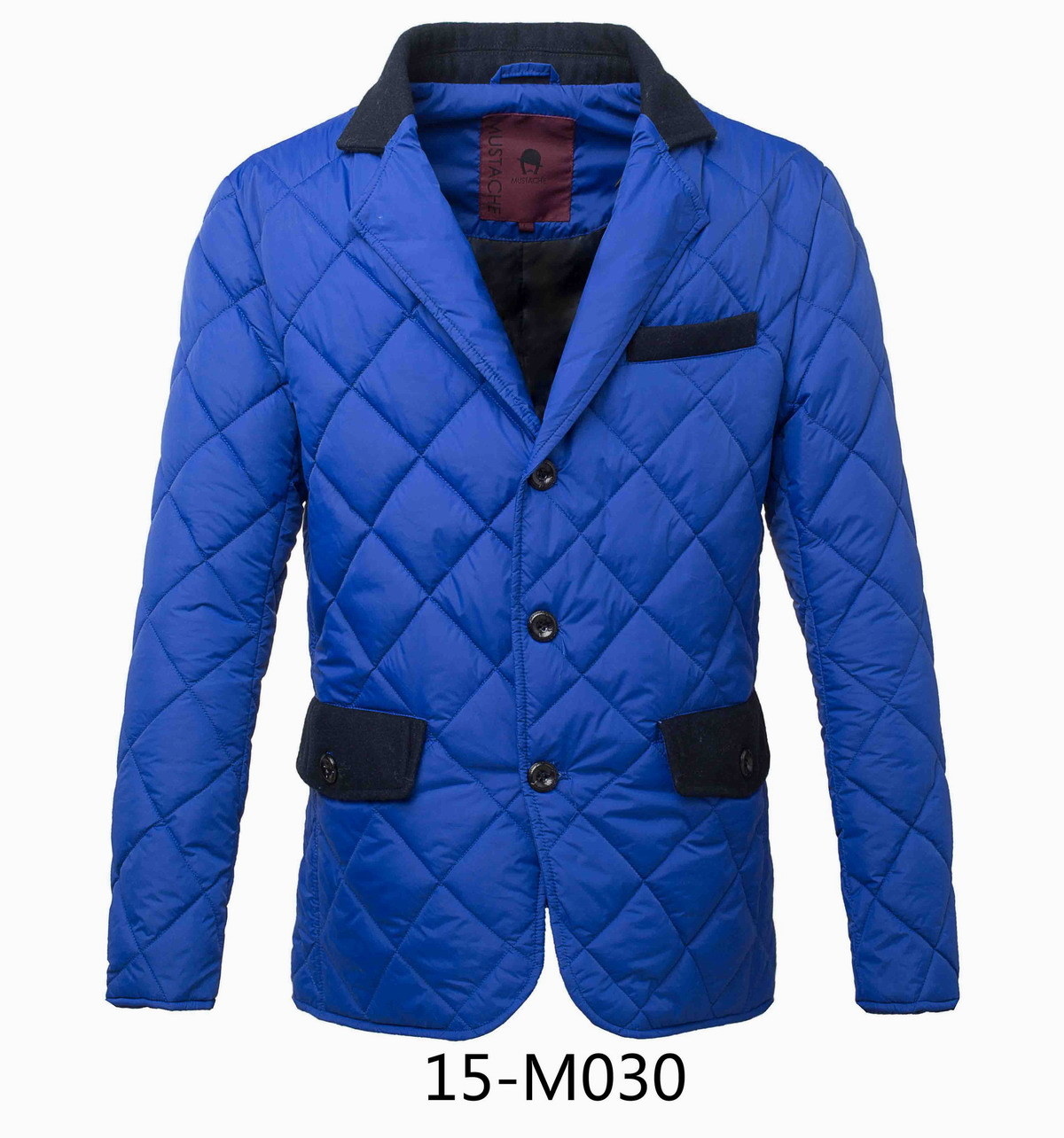 Men′s Quilted Casual Winter Suit (15-M030)