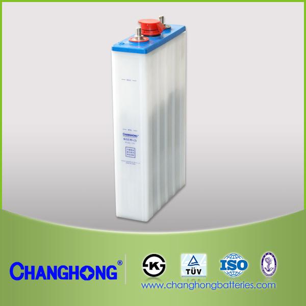 Changhong Pocket Type Nickel Cadmium Battery Kpl Series (Ni-CD Battery)