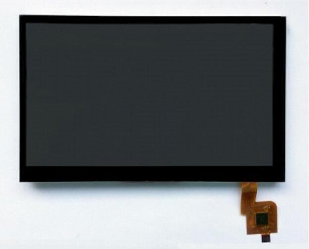 7 Inch TFT LCD Screen 800X480 Video Display with Capacitive Touch Screen