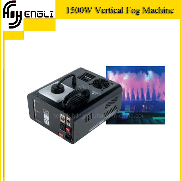 1500W Vertical Fog Smoke Equipment for Stage Effect