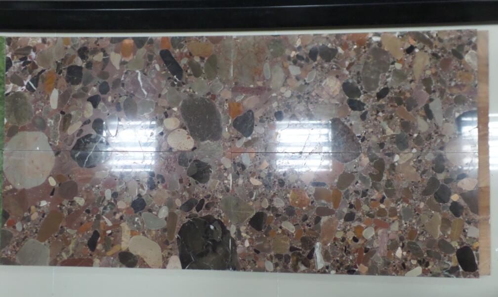 Nice Shinning Balls Marble Tiles for Interiror Decor