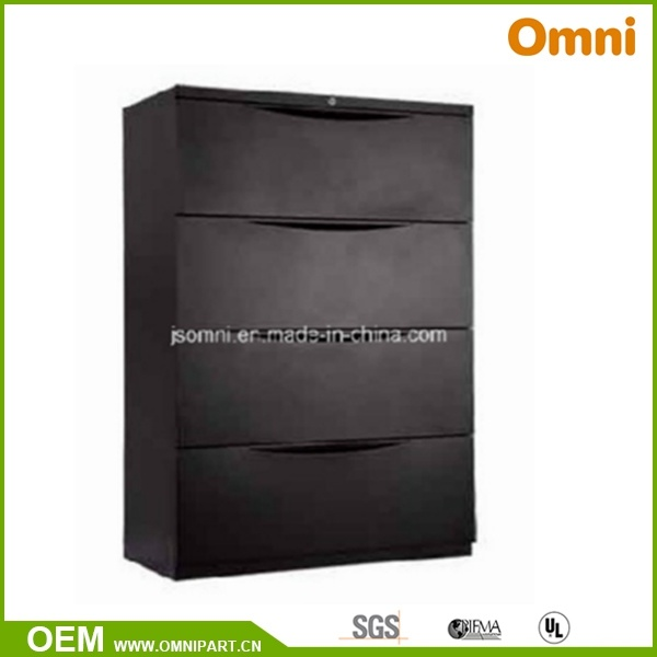 Four Drawers Filing Cabinet with SGS Standard (OMNI-FC-01)