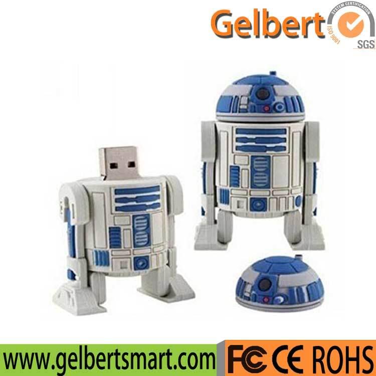 Fashion Cartoon Star Wars Series USB 2.0 Flash Drive