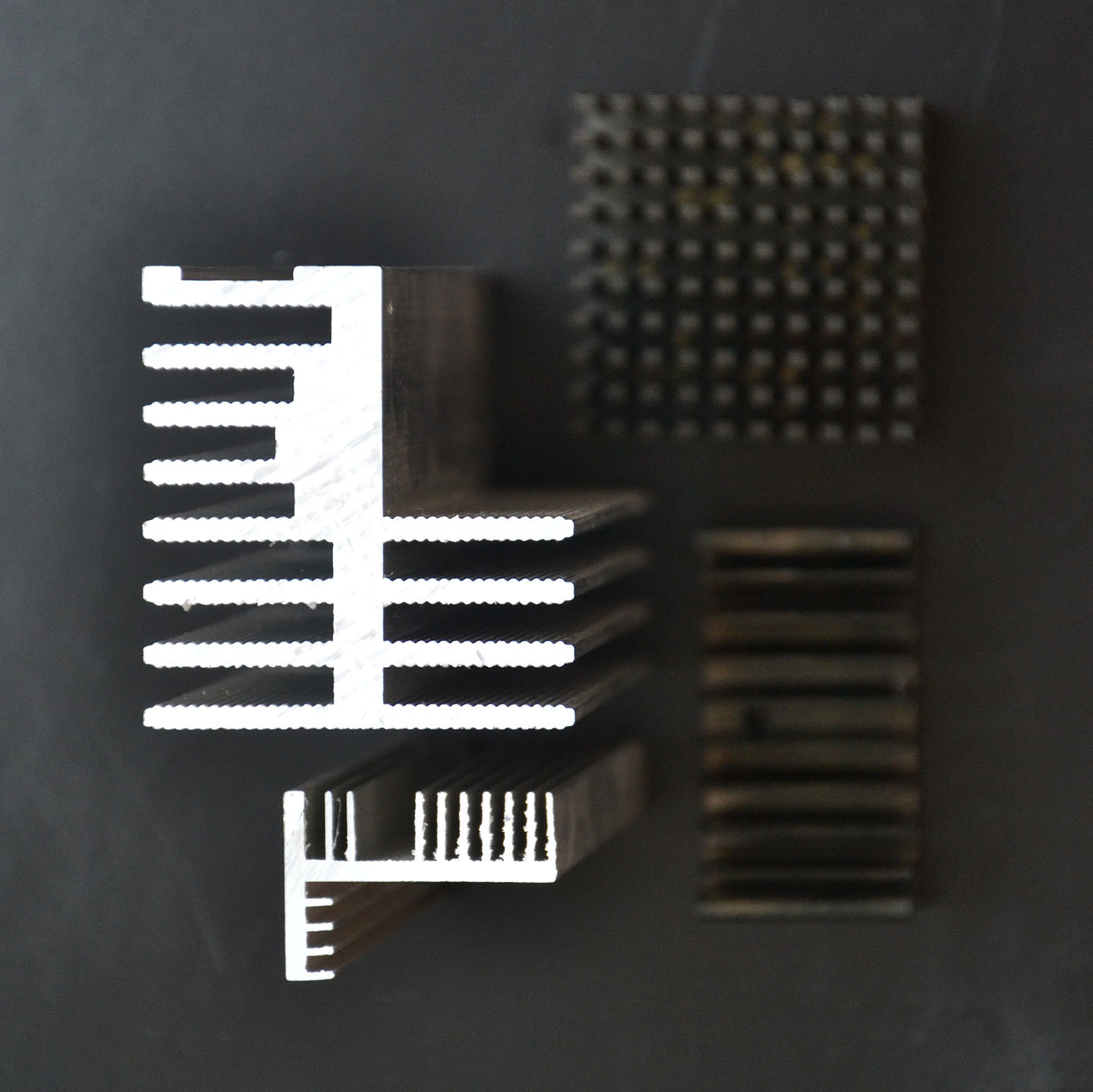 Aluminum Extrusion/Aluminium Profile - Heat Sink