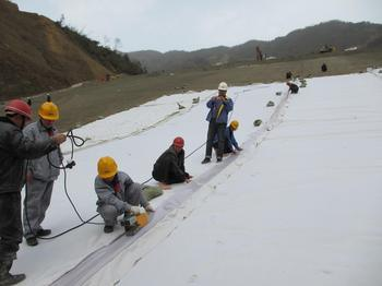 Composite Geomembrane Used in Environmental Protection