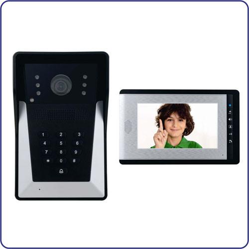 Video Door Bell Access Controller for Outdoor and Indoor