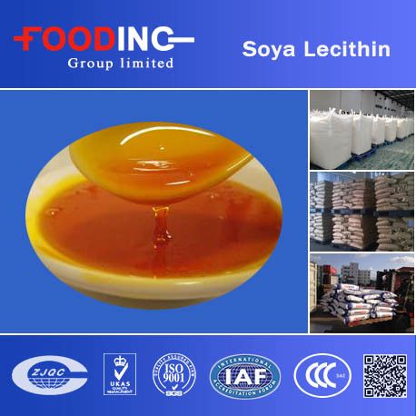 Food Grade Non-Gmo Liquid Soya Lecithin