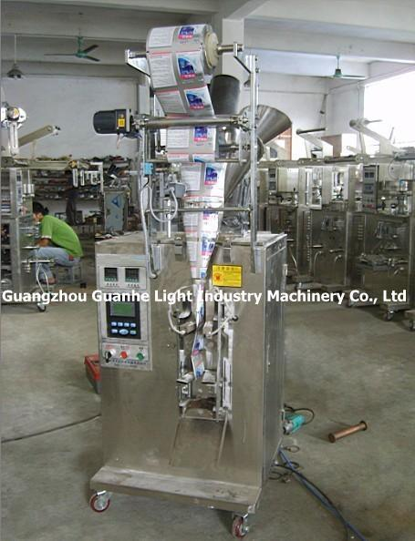 Automatic Side-Sealed Sachet Liquid Packer (3-side or 4-side sealed sachet) (DXD-50Y)