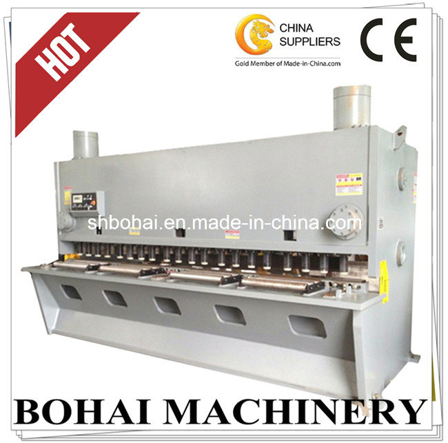 Int′l Standard Stainless Plank Shearing Machine QC11y-20*2500