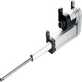 Adjustable Stroke DC Electric Linear Actuator for Range Hood