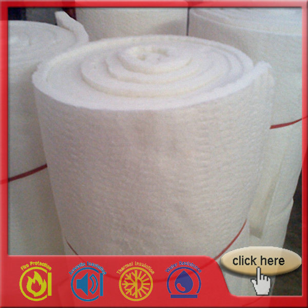 Ceramic Fiber Fire Blanket for Sale with Competive Price