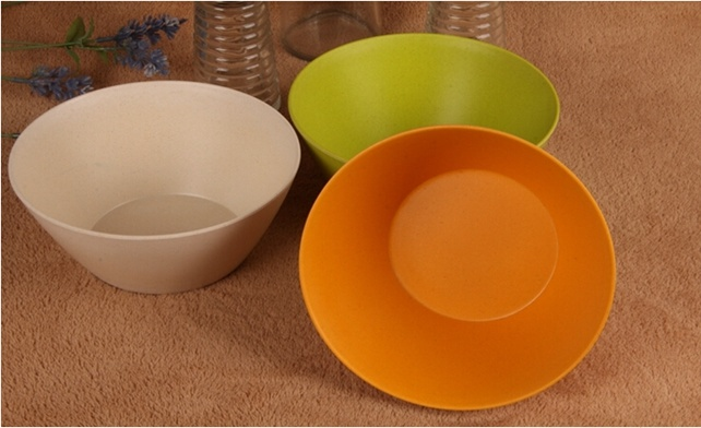 Eco Bamboo Fiber Tableware Bowl (BC-B1011)