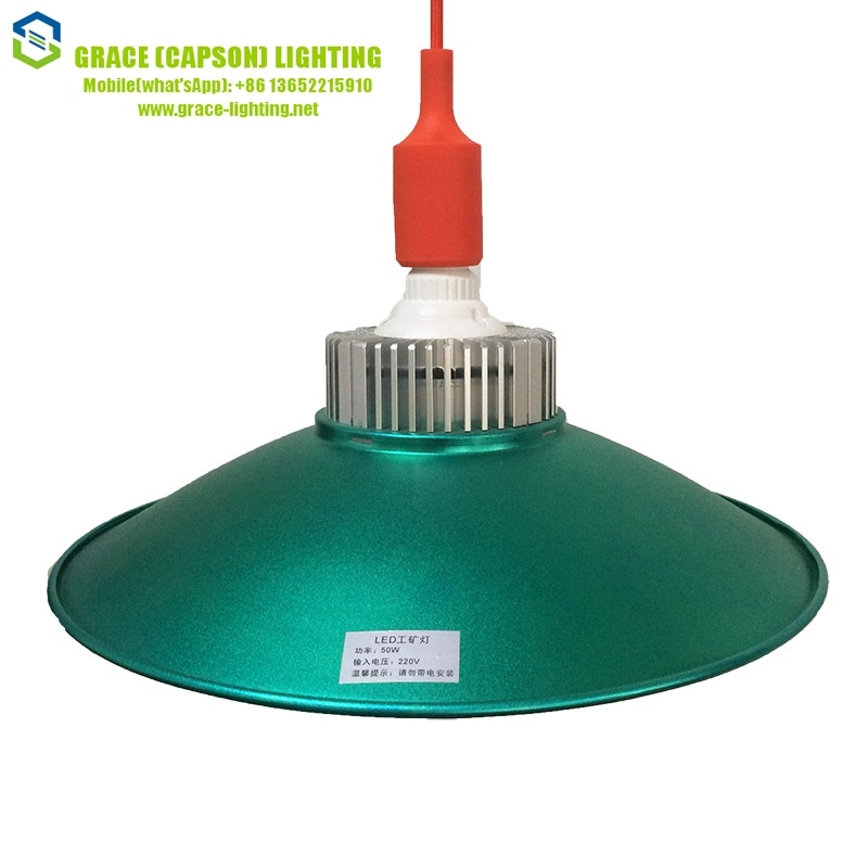 Wholesale 50W LED High Bay Lights Pendant Lamp (CS-GKD-009-50W)