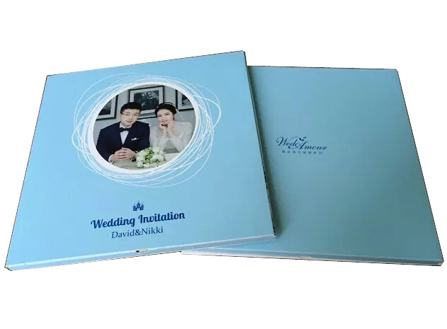 Wedding Cards with LCD Screen Display