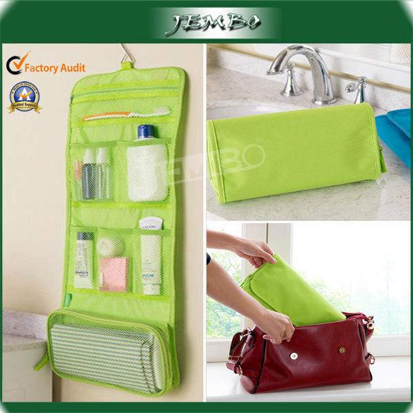 Hanging Foldable Travel Wash Bag