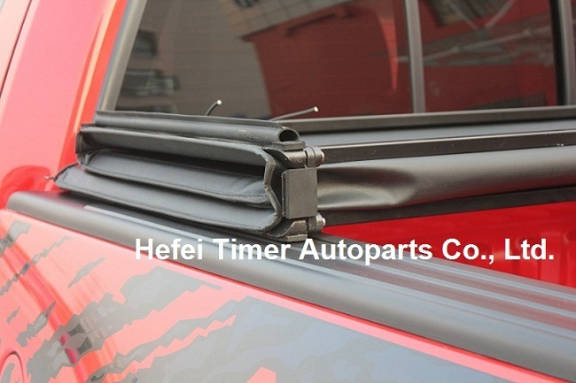 4X4 Pickup Truck Tonneau Cover for Chevy Colorado Crew Cab
