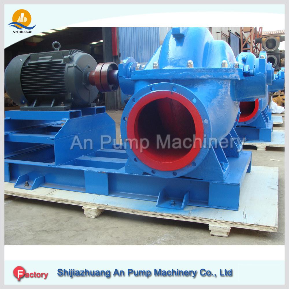 Corrosion Resistant Double Suction Acid Chemical Pump