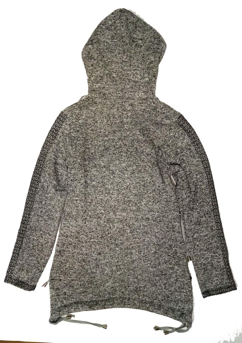 Woman Spring/Autumn Zipper Hooded Coat/Jacket