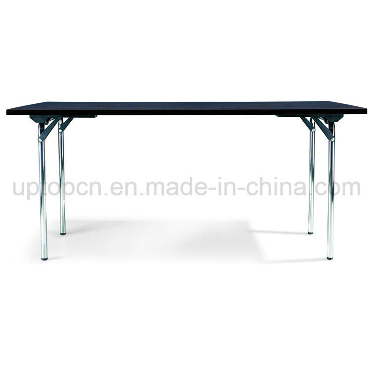 Commercial Stacking Square Bar Table Foldable Bar Table (SP-FT403)