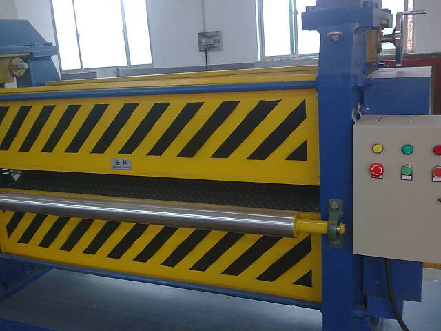 High Quality Double Side Embossing Machine for Stainless Steel