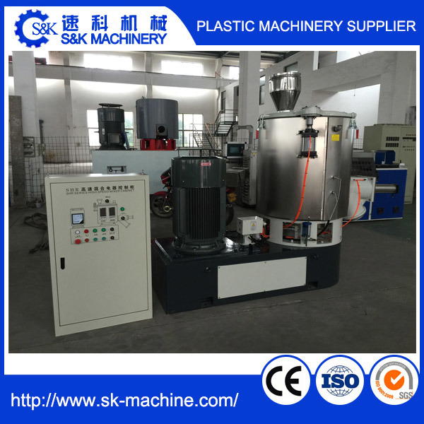 High Speed Mixer for Plastic Materials / PVC Mixing Machine