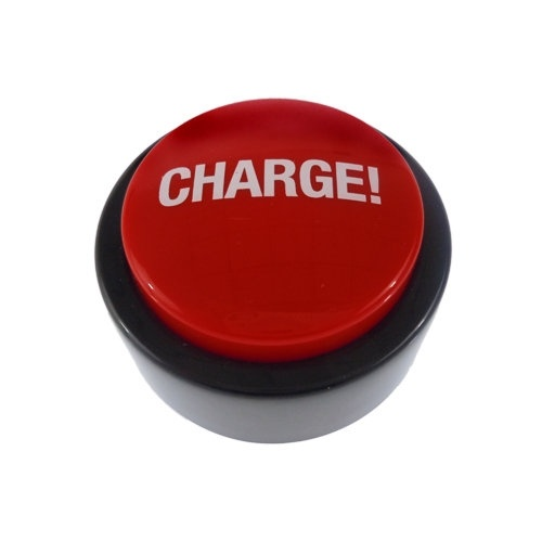 Talking Button with Custom Voice and LED Light