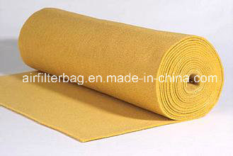 P84 Needle Felt/Filter Cloth/Filter Media (Air Filter)