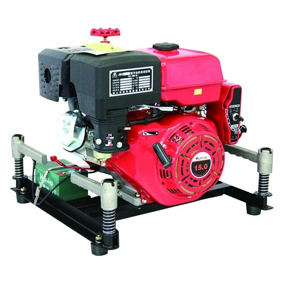 Bj-11g Portable Fire Pump with Gasoline Engine