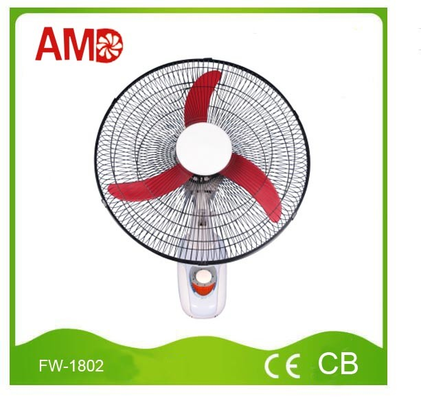 Hot-Sale Good Design 16 Inch Wall Fan CB Approved (FW-1802)