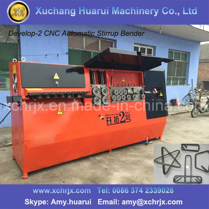 Factory Supply CNC Wire Bending Machine Price Low