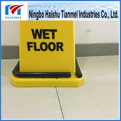 PP Traffic Cone, Traffic Sign, Wet Floor Road Sign Cone