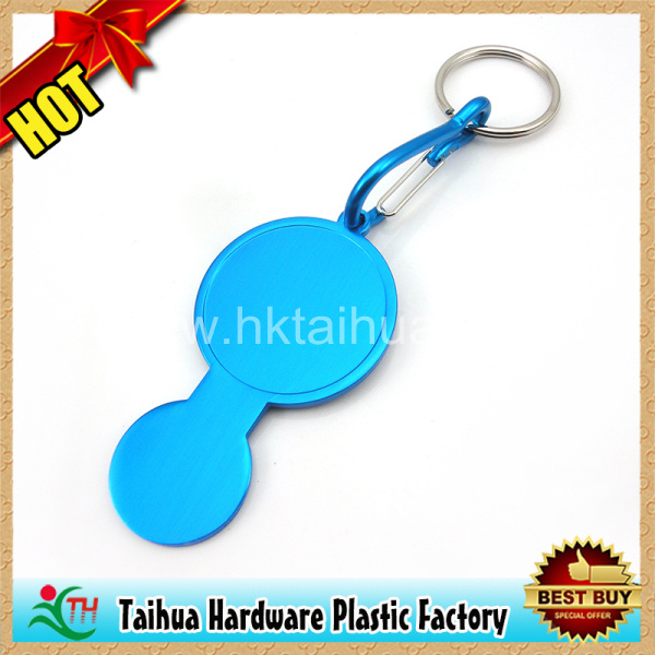 Promotion Custom Metal Keychain Gift (TH-06022)