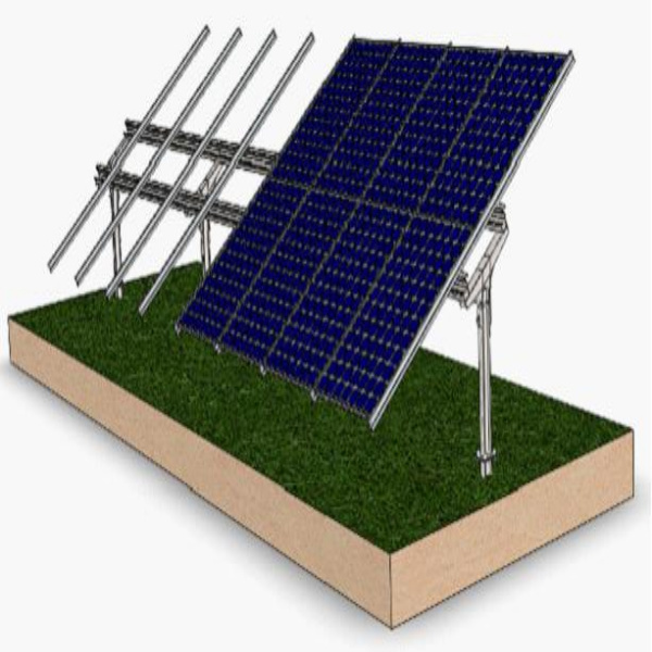 Long Life Metal Install Roof and Ground Solar Panel Mounting Bracket