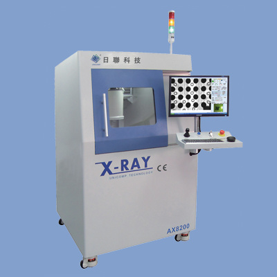 Multi-Function SMT Electronic Professional X-ray Detect Machine AX8200 with CE (AX8200)