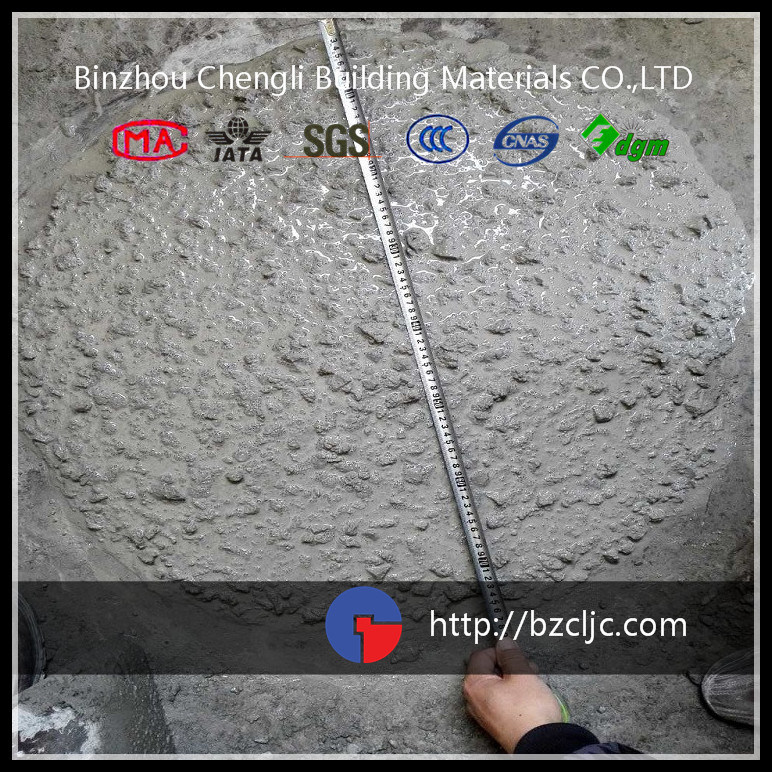 Reduce Shrinkage and Crack Type Polycarboxylate Superplasticizer Concrete Admixture