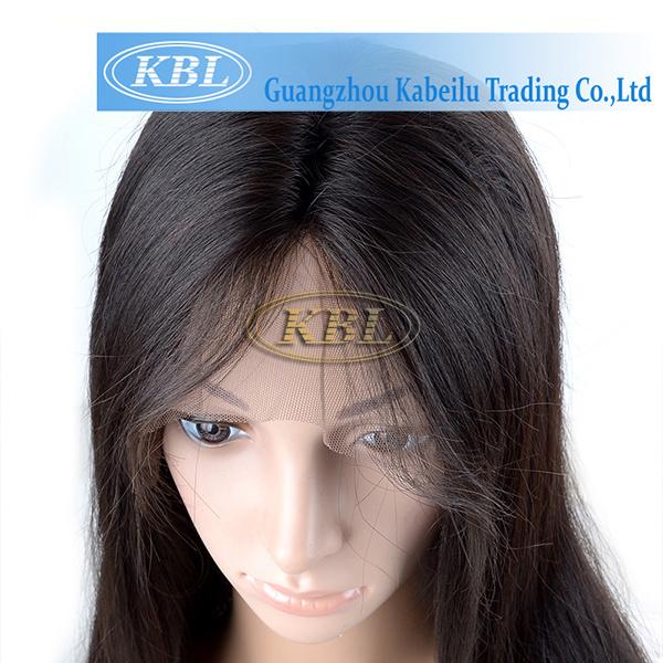2015 Kbl Fashion Remy Brazilian Full Lace Wigs, Human Hair Wig
