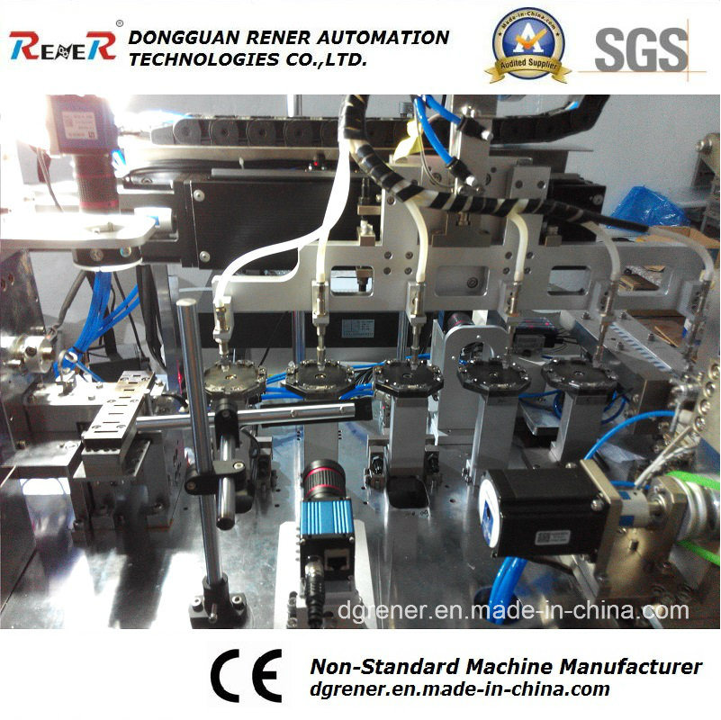 Non-Standard Automatic Packaging Machinery CCD Testing Machine